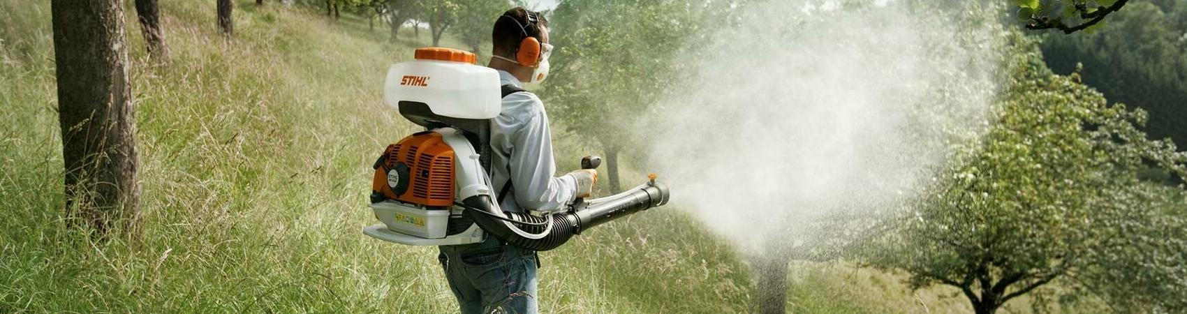 Уничтожение всех насекомых